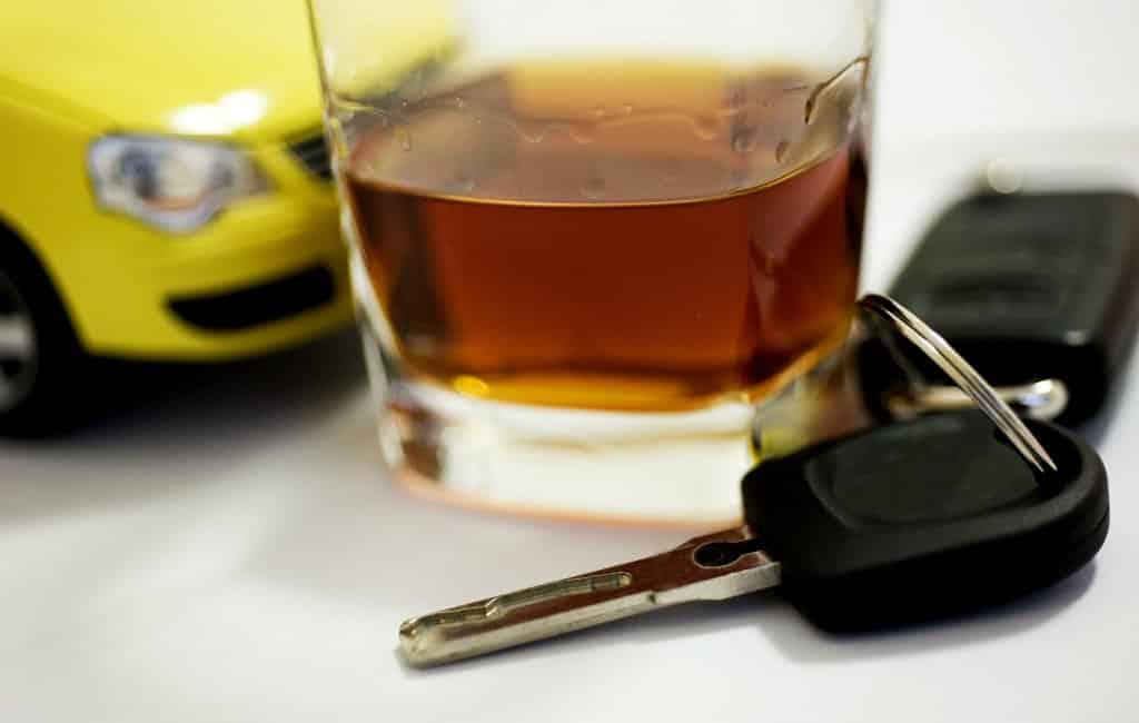 Met hoeveel alcohol op mag je autorijden in Spanje?