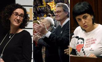 Rechter klaagt meer Catalaanse politici aan voor rebellie tijdens het Catalaanse afscheidingsproces