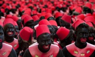 Zwarte Pieten discussie nu ook begonnen bij Driekoningenoptocht in Alcoy