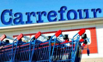 Carrefour opent eerste hypermarkt die 24 uur open is in Madrid