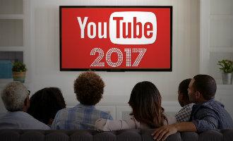 De tien populairste en meest bekeken YouTube video's van 2017 in Spanje