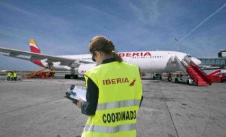 Grondpersoneel Iberia, Vueling en British Airways gaat rond de kerst staken op vliegveld Barcelona
