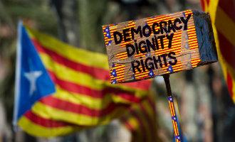Human Rights Watch spreekt van overmatig gebruik van geweld op 1-O in Catalonië maar niet over schending mensenrechten