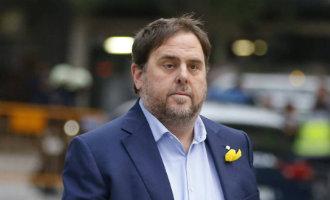 Gevangengezette ex-vicepremier Junqueras wil naar Catalaanse gevangenis zodat hij regiopremier kan worden