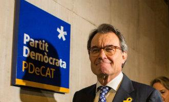 Artur Mas stapt op als voorzitter van de Catalaanse PDeCAT partij