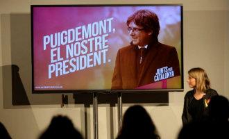 Rajoy en Catalaanse advocaten waarschuwen dat Puigdemont geen Skype regiopremier vanuit België kan zijn