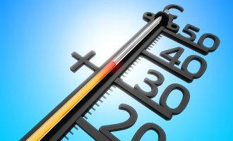 Op 4 januari werd een temperatuur van 28,7 graden gemeten in de provincie Alicante