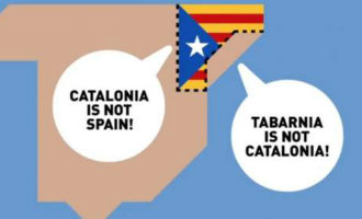 Tabarnia is op internet trending topic met nieuwe humoristische video