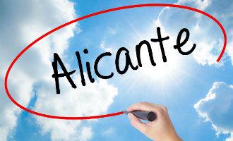 Alicante is de provincie waar het aantal inwoners het meest is gedaald in 2017