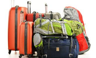 Overzicht en tarieven wat betreft bagage in een vliegtuig richting/uit Spanje