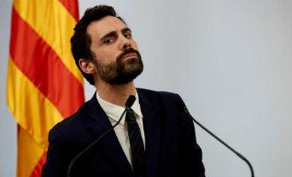 Catalaanse debat in het parlement gaat voorlopig niet door