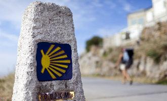 De Camino de Santiago sluit 2017 af met een record aantal wandelaars