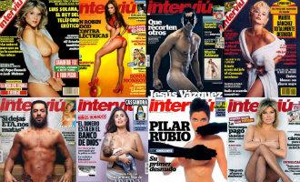Na 42 jaar en 2.176 uitgebrachte tijdschriften stopt het Spaanse Interviú