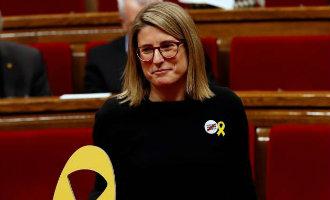 Wordt Elsa Artadi de nieuwe opvolgster van de Catalaanse afgezette Puigdemont?