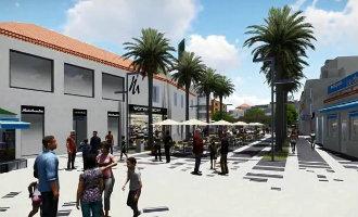 Gemeente Torremolinos presenteert video over de vergaande renovatie oude centrum