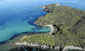 Menorca denkt erover om met staatsgeld het eilandje Illa d'en Colom te kopen