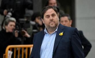 Rechter Hooggerechtshof houdt Catalaanse ex-regiopremier Oriol Junqueras achter de tralies