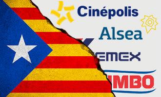 Eindsaldo bedrijven die hun sociale zetel buiten Catalonië hebben geplaatst is in 2017 geëindigd op 2.536