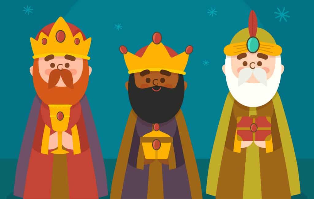 """Dit is het Driekoningen of """"Los Reyes Magos"""" feest in Spanje"""