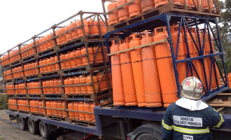 Politie arresteert verdachten van diefstal vrachtwagen met 1.800 gasflessen in Madrid