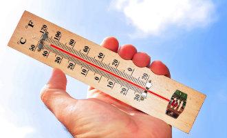 Record temperaturen voor een januari maand aan de Costa Blanca