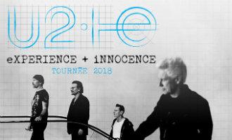 U2 komt voor het eerst in 13 jaar weer naar Madrid voor een optreden