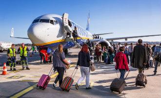 Let op: vanaf maandag 15 januari is het nieuwe handbagage beleid van Ryanair geldig