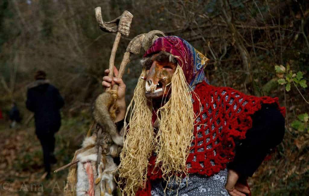 Het oudste carnavalsfeest van Spanje in Cantabrië