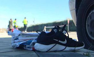Man probeert uit Spanje te vluchten nadat hij meisje doodrijdt en langs de weg laat liggen