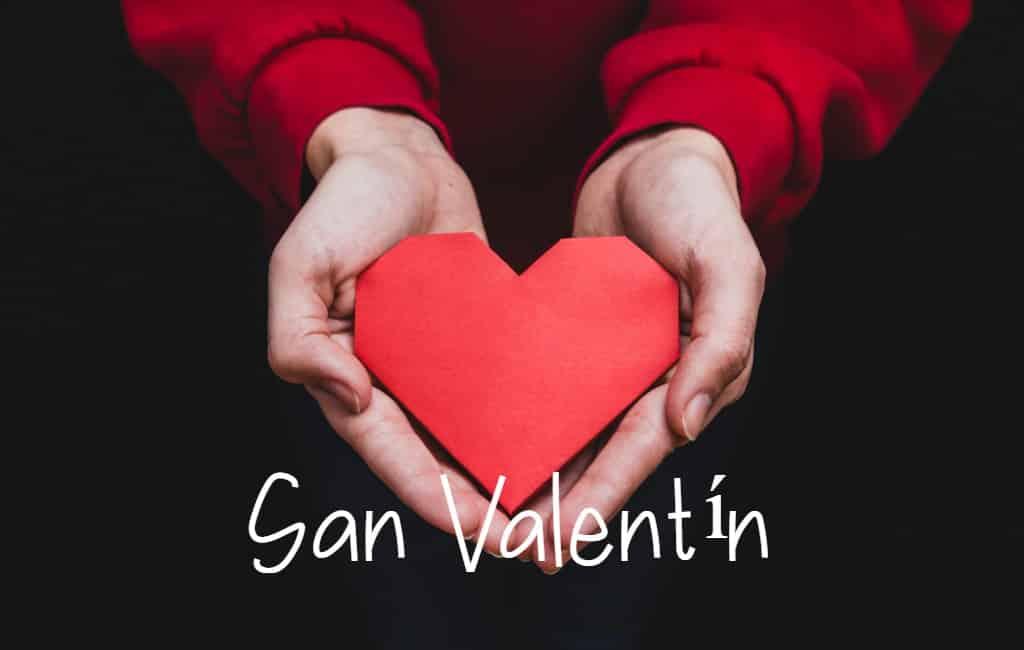 """Ook Spanje viert Valentijnsdag """"El día de los enamorados"""""""