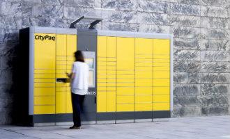 Na de Amazon lockers komt ook de Spaanse post met haar eigen Citypaq kluisjes