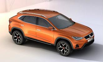 Het is nog niet officieel maar het lijkt erop dat de nieuwe Seat SUV de naam Tarraco krijgt