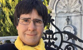 Politie wordt gewaarschuwd dat Puigdemont nabij Madrid in Spanje is gezien