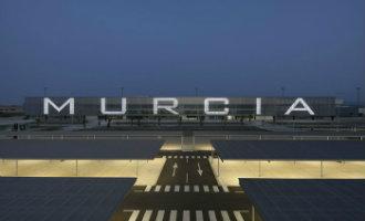 Het nieuwe vliegveld van Murcia in Corvera is in december klaar voor gebruik