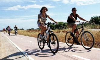 Dit jaar wordt het jaar van de huurfietsen op Ibiza