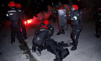 Baskische politieagent om het leven gekomen bij voetbalrellen Bilbao