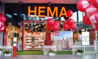 Hema heeft de 200e buitenlandse vestiging in Barcelona geopend