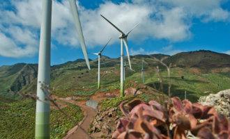 Het Spaanse eiland dat voor 100 procent gebruik maakt van windenergie