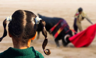 Verenigde Naties vraagt Spanje om een verbod van minderjarigen bij het stierenvechten