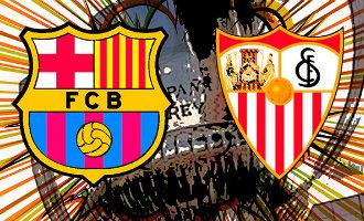 FC Barcelona speelt vijfde opeenvolgende Copa del Rey finale tegen Sevilla