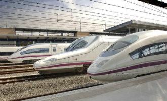Hogesnelheidstrein AVE vervoert meer passagiers dan vliegtuigen in Spanje