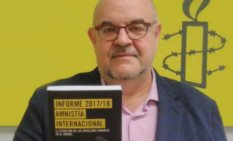 Amnesty International schrijft over een slecht 2017 wat betreft de vrijheid van meningsuiting in Spanje