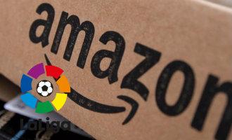 Amazon Spanje zoekt telecom-partner om voetbalrechten La Liga te kopen