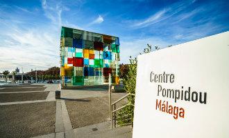 Het Centre Pompidou blijft tot tenminste 2025 in Málaga