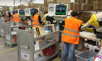 Grootste staking van Amazon medewerkers in Europa aangekondigd in Madrid