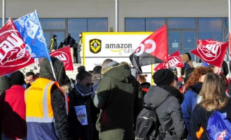 Amazon kondigt salarisverhoging aan na 48-uursstaking in Madrid