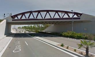 Nederlander uit Cambrils probeert zelfmoord te plegen op treinspoor in Vila Seca
