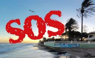 Meer dan 12.000 handtekeningen tegen bouw appartementen aan het strand in Dénia