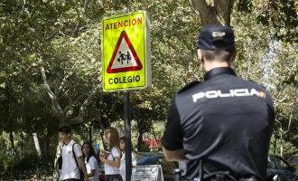 Politie en ouders in staat van paraatheid na vijf mislukte ontvoering in en rondom Madrid