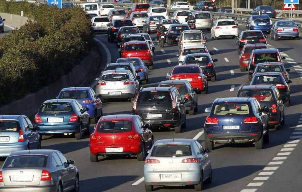 Grote Semana Santa verkeersdrukte verwacht op de Spaanse wegen